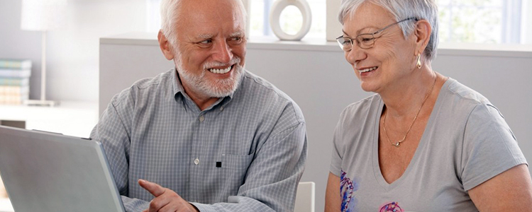 old couple, Final Expense Insurance image, peace of mind
